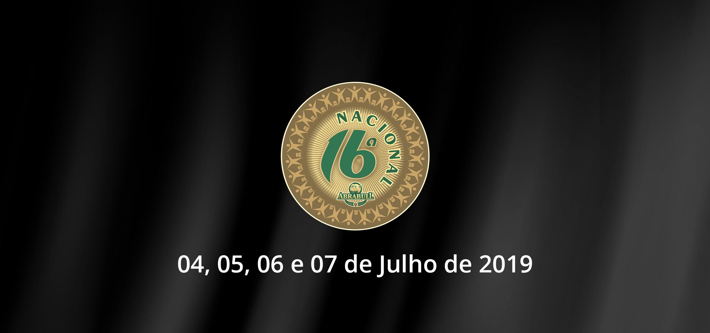 16ª Nacional Abrabull