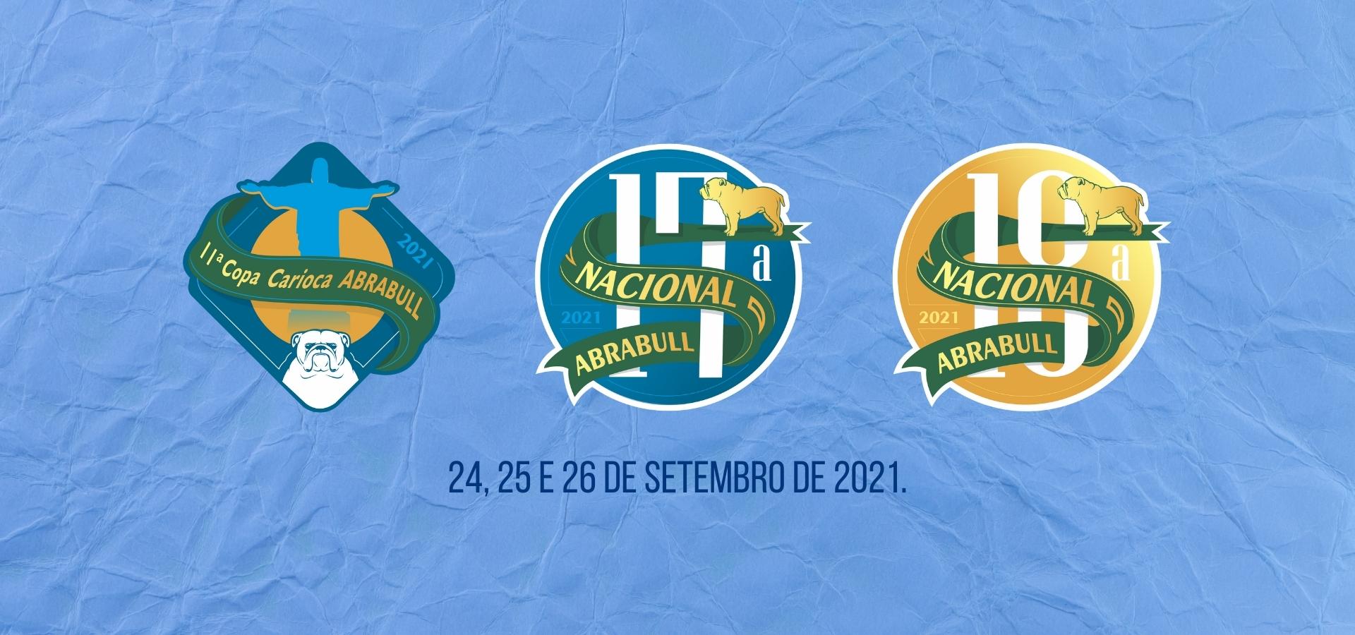 11ª Copa - 17ª Nacional e 18ª Nacional